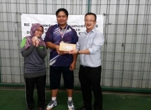 Mixed Double 2nd Runner Up