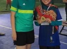 Female Top Scorer Sharifah