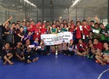 Futsal Group Photo