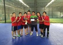 Male Champion Happy FC